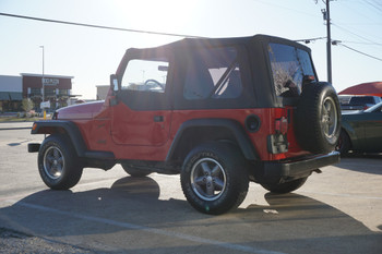 SOLD 1999 Jeep TJ Sport Wrangler One Owner Low Miles Stock# 451875