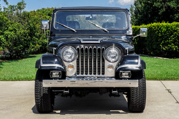SOLD 1984 Jeep CJ-7 Laredo Stock# 145544