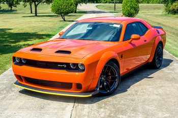 2019 Dodge Challenger Redeye Whipple Supercharged