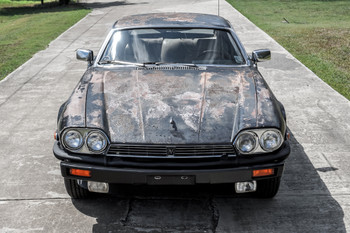 1978 Jaguar XJS 5.3 V12 Cannonball Run Winning Car