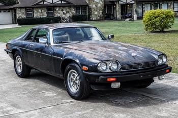 1978 Jaguar XJS 5.3 V12 Cannonball Run Winning Car