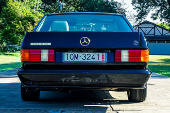 1983 Mercedes Benz 1000SEC By SCS
