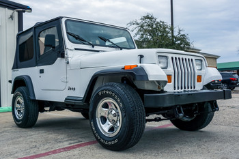 SOLD 1995 Jeep YJ Wrangler Stock# 276661