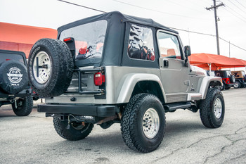 SOLD 2001 Jeep Wrangler TJ 60th Anniversary Edition Stock# 353184