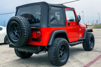 SOLD 2006 Jeep TJ Wrangler X Edition Stock# 750816