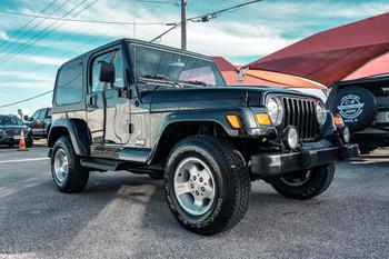 2001 Jeep TJ Wrangler 60th Anniversary Edition Stock# 355249