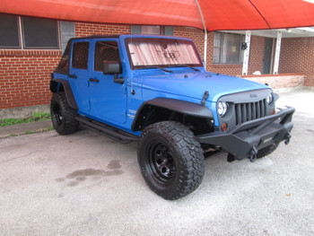 SOLD 2011 Wrangler JKU Sport Edition Stock# 599352