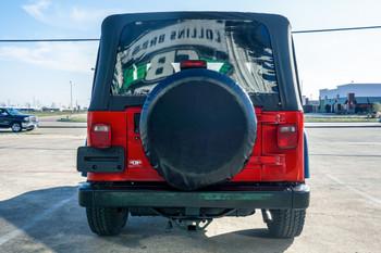 SOLD 1997 Jeep Wrangler Stock# 411308