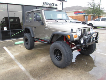 SOLD 2004 Jeep TJ Sport Edition 1-owner low miles Stock# 739703