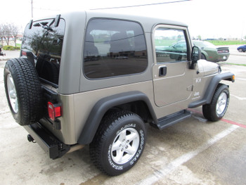 SOLD 2006 Jeep TJ Wrangler X Edition Super Low Miles Stock# 706933