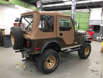 SOLD 1977 Jeep CJ-5 Golden Eagle Stock# 089383
