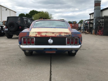 1969 Ford Mustang Mach 1 Stock# 134541