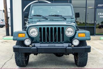 SOLD 2002 Jeep TJ Sahara Edition Stock# 734368