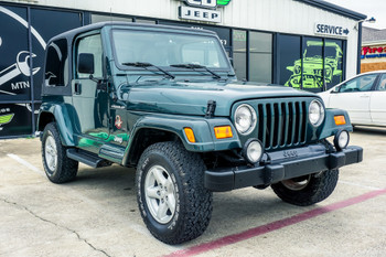 *COMING SOON* 2002 Jeep TJ Sahara #734368