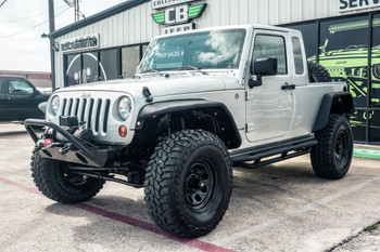 SOLD 2008 Jeep Wrangler JK-8 Truck Conversion Stock# 602485