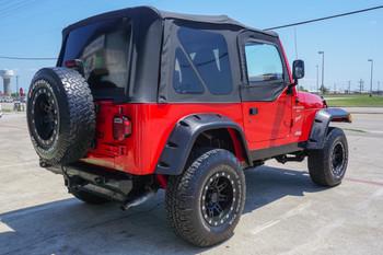 SOLD 2000 Jeep Wrangler Sport TJ Stock# 730158