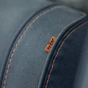 '75-'78 Jeep CJ Levi's Orange Seat Tag