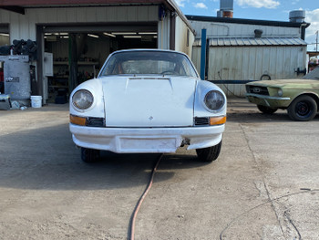 COMING SOON 1969 Porsche 911 with motor project