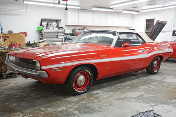 1970 Dodge Challenger Convertible Stock# 131865