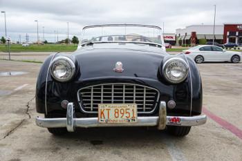 1957 Triumph TR3 COMING SOON!