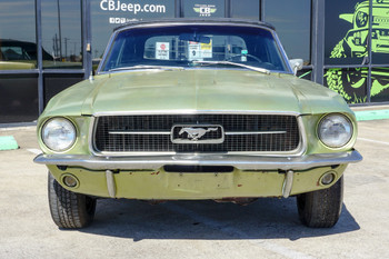 1967 Ford mustang Convertible *COMING SOON* Stock# 210330