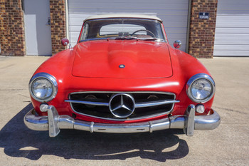 1956 Mercedes 190SL ***COMING SOON***