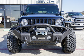 SOLD SALE PENDING 2021 Jeep Wrangler Unlimited Stage 2 Black Mountain Conversion Stock# 533466