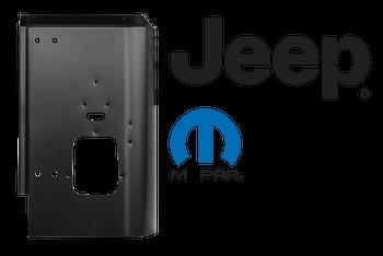 76-86 Jeep CJ7 Tail Light Panel (Right / Passenger's Side)