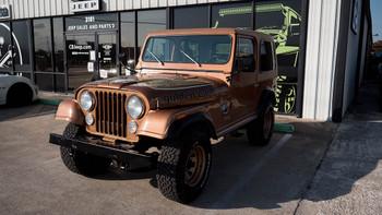 1978 Jeep Golden Eagle V-8 Stock# 109136