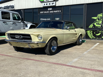 1967 Ford Mustang Convertible Stock# 128959