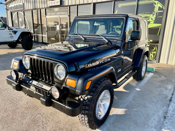 SOLD SALE PENDING 2006 Jeep TJ Wrangler Rubicon Edition Stock# 753595