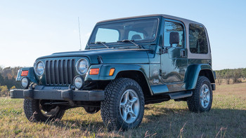 SOLD SALE PENDING 2000 Jeep TJ Wrangler Sahara Edition Stock# 762720