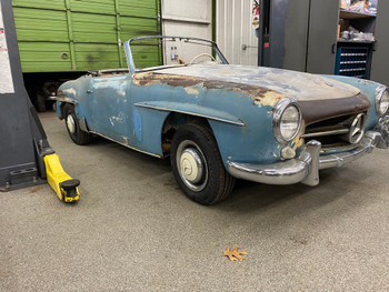 ***COMING SOON*** 1959 Mercedes 190SL Stock# 500649