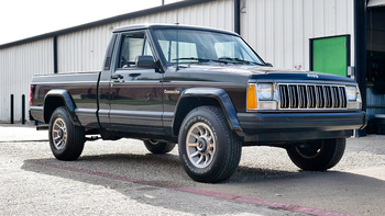 ***COMING SOON***  Jeep Comanche