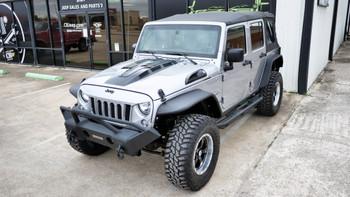 SOLD 2013 Jeep Wrangler JKU Unlimited Sport STAGE 2 Stock# 576008