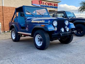 SOLD 1977 Jeep CJ5