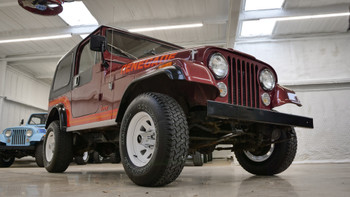 ***COMING SOON*** 1985 CJ-7 Renegade Stock# 006272