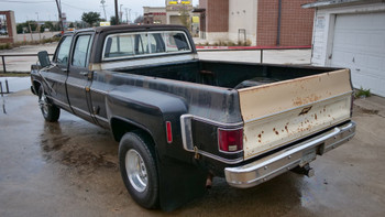 SOLD 1980 Chevrolet Dually Stock# 141500