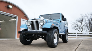 ***COMING SOON*** 1978 CJ-7 Levis Edition Stock# 067261