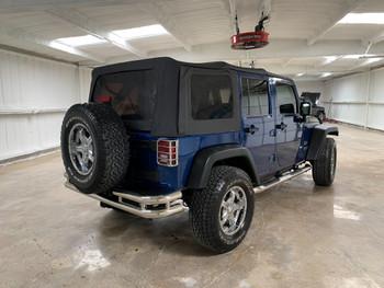 SOLD 2009 Jeep Wrangler Unlimited JKU Stock# 712536