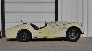 WHOLESALE WEDNESDAY 1962 Triumph TR3B