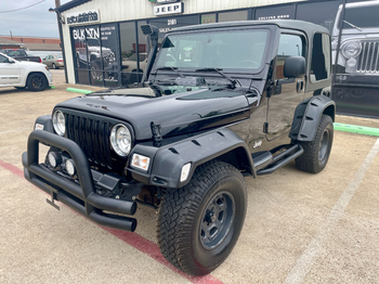 *COMING SOON* 2004 Jeep Wrangler TJ Sport #705139