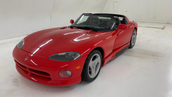COMING SOON! 1992 Dodge Viper Red