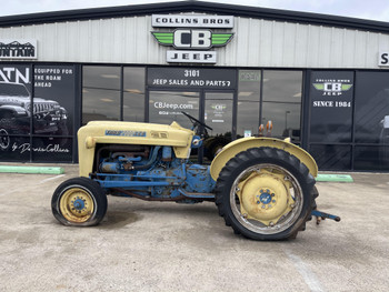 WHOLESALE WEDNESDAY - 1964 Ford 2000 LCG Utility Tractor