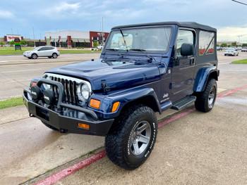 SOLD 2006 Jeep Wrangler TJ Unlimited (LJ) #709196