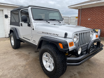 2005 Jeep TJ Unlimited (LJ) Rubicon #366395