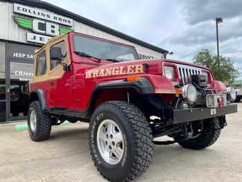 SOLD 1988 Jeep Wrangler YJ #508682