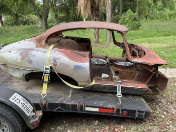 1969 Jaguar XKE Coupe + 2 XKE Parts Cars Stock# 1R25991