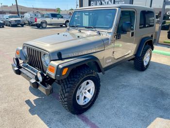 SOLD 2006 Jeep TJ Unlimited (LJ) Rubicon #725180