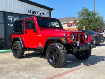 2003 Jeep Wrangler TJ Sport #364321